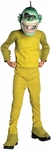 Child's Monsters Vs Aliens Deluxe Missing Link Costume
