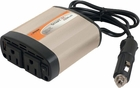 150W 2AC Outlets & 1USB Inverter