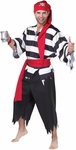 Adult Cabin Boy Pirate Costume