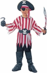 Child's Pirate Boy Costume