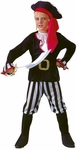 Child's Pirate Outfit Costume