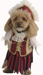 Female Pirate Dog Costume