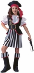Girl's Pirate Costume