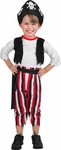 Toddler Petite Pirate Costume