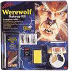Werewolf Halloween Make Up Kit