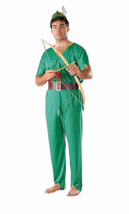 Adult Elf Robin Hood Costume
