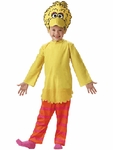 Child's Big Bird Costume