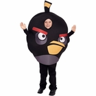 Child Black Angry Birds Costume