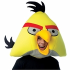 Yellow Angry Birds Costume Mask