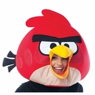 Red Angry Birds Costume Mask