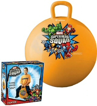 Super Hero Squad Hippity Hop Ball