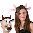 Cow Headbands