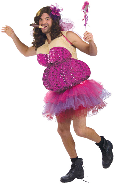 Funny Male Tooth Fairy Costume