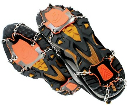 Yaktrax XTR Extreme Walk on Ice Shoe Attachment