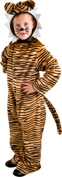 Child's Tiger Costume