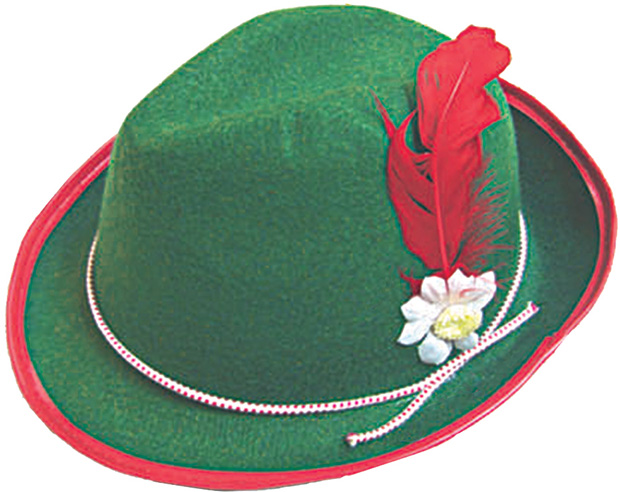 Adult Bavarian Hat