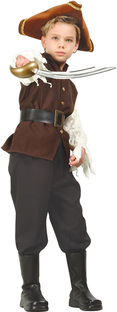 Child's Samuel Adams Costume