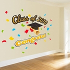 Graduation Party Wall Decals