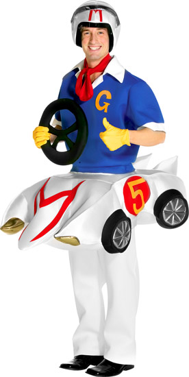 Adult Mach 5 Costume