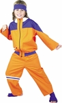 Child's Naruto Style Costume