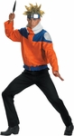 Teen Naruto Costume Jacket