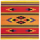 Indian Blanket Bandanas in Various Color Themes