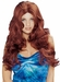 Adult Deluxe Little Mermaid Wig