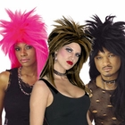 Adult 80s Punk Rock Mullet Wigs