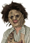 Leatherface Face Moving Mask