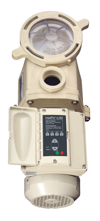 Pentair IntelliFlo Variable Speed Pump with SVRS