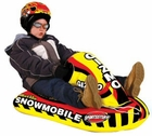 Sportsstuff Gizmo Single Rider Inflatable Snow Tube