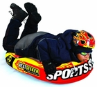 Sportsstuff Heatseeker Single Rider Inflatable Snow Tube