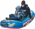 Sports Racer Inflatable Snow Sled