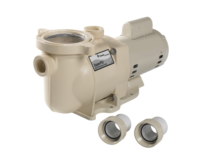 Pentair SuperFlo Pool Pump 2-Speed 1HP