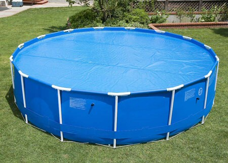 Solar Blanket for 18 Ft Round Frame Pool