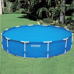 12' Metal Frame Pool Solar Cover