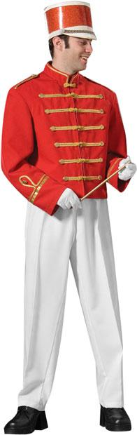 Plus Size Drum Major Costume