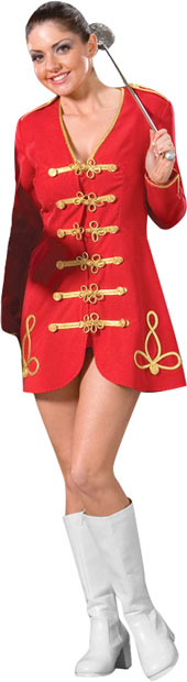 Drum Majorette Costume