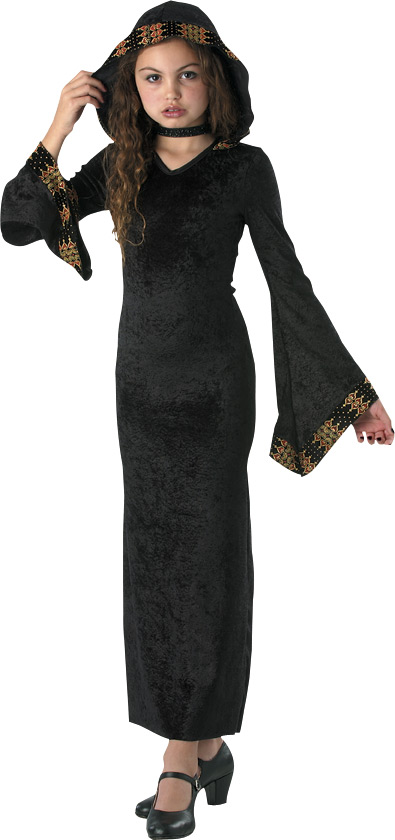 Child's Dark Queen Costume