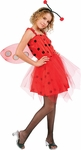 Child's Ladybug Dress Costume