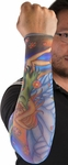 Butterflies and Fairies Tattoo Sleeves