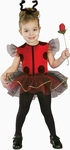 Toddler Lady Bug Tutu Costume