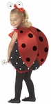 Toddler Romper Lady Bug Costume