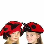 Child's Ladybug Costume Hats