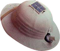 Solar Fan Safari Hat