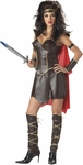 Adult Deluxe Warrior Princess Costume