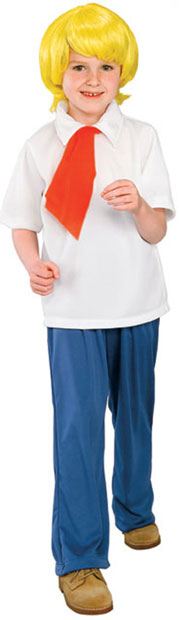 Child's Fred Costume