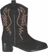 Women's Black Cowgirl Boots