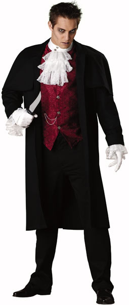 Adult Deluxe Jack The Ripper Costume