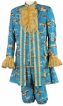 King Louis XVI Theater Costume